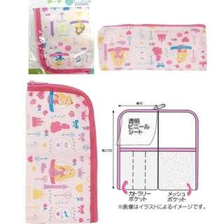 日本SKATER公主餐具收納袋 055101