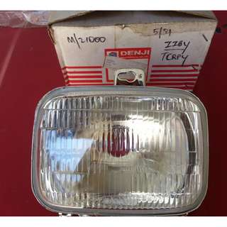 Mazda 1000 front headlamp