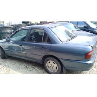 Wira Sedan Manual Good Cond Engine Carburator