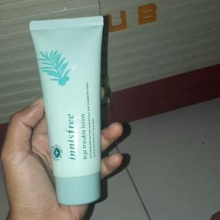 Innisfree Bija Lotion