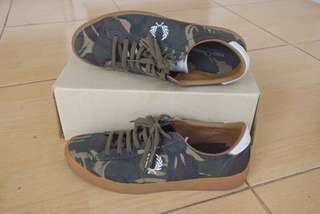 Fred Perry Spencer Camo Canvas B6292