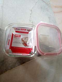 100% Authentic Pyrex Glass Food Container