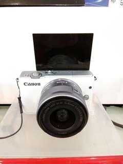DP 0% Canon Eos M10 Kredit Tanpa Kartu Kredit