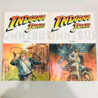 Indiana Jones Omnibus Volume 1 & 2