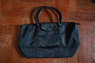 Large Black Longchamp Bag 👜