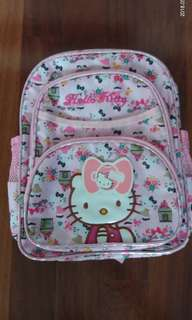 Hello Kitty Girls School Backpack - Pink