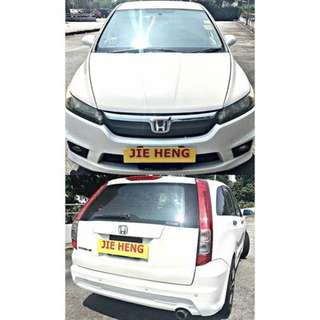[MONTHLY] MPV FOR LEASING [HONDA STREAM 1.8L A]