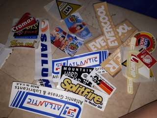 22 pcs sticker set