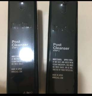 Skin care Dr GL post cleaner step 2 10 ml