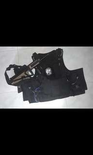 Chest Rig/Magazine Pouch/Plate Carrier