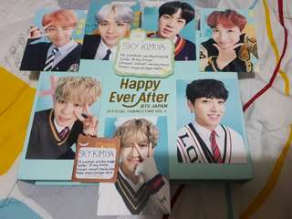 BTS JP 4th Muster Photobinder