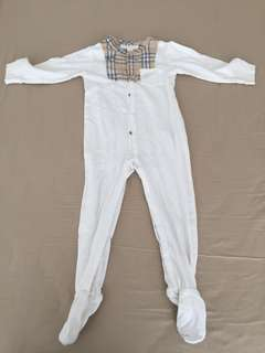 Baby bodysuit-Burberry