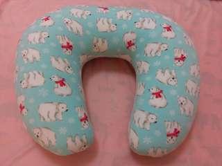 UNIBABE 哺乳枕 腰枕 靠枕 近全新