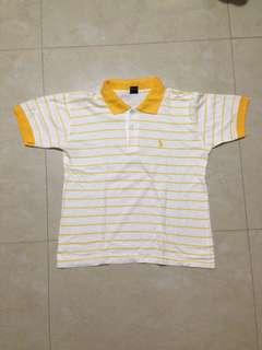 Polo Yellow Shirt