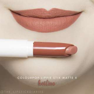Colourpop 'Hotline' Lippie Stix