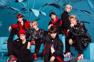 BTS Face Yourself (JAPANESE ALBUMS)
