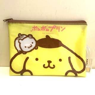 布甸狗Pompompurin 拉鍊袋仔/化妝袋 zipper pouch/ cosmetic bag