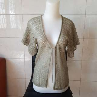 Grey Knitted Outer. LD max 110