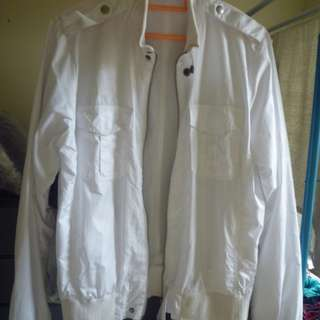 Jacket (White color)