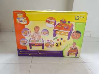 Preloved Activity Table for kids