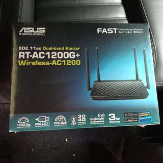 Asus RT AC1200G+