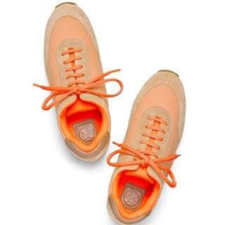 Tory Burch Orange Sneakers