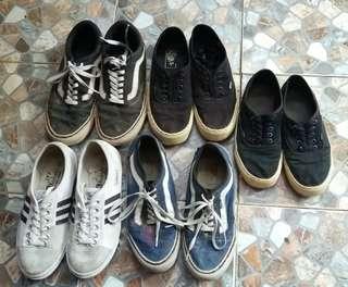 Sepatu vans,kodachi