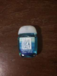 Bath & Body Works  Pocketbac blue sea salt