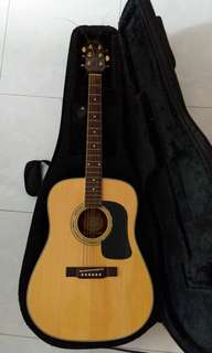 Washburn limited edition Acoustic Guitar