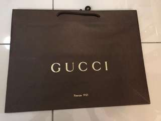 Gucci Paper Bag #ramadan50 #wincookies
