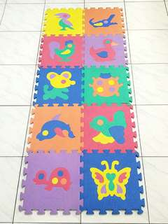 Baby Foam Floor Playmat #wincookies