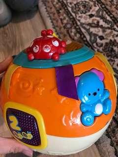 VRtech musical ball