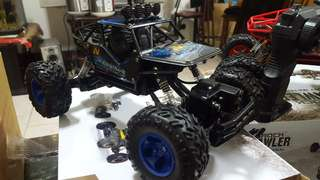 monster truck 4WD RC CAR
