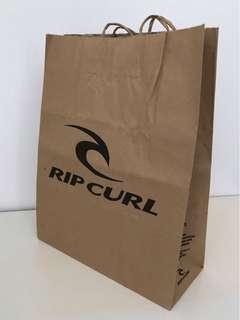 Paper Bag Rip Curl