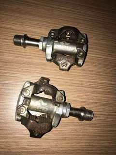Shimano XTR SPD Pedals