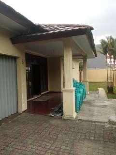 Rumah 1 lantai lt.750m dikontrakan di fatmawati