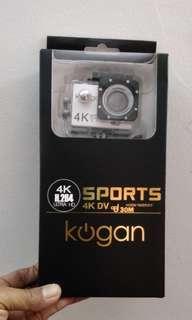 Kogan HD 4K DV 16MP with wifi action camera - bukan gopro brica xiaomi