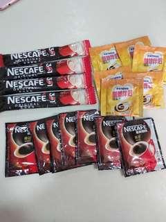 雀巢咖啡 nestle coffee 雀巢 咖啡 咖啡伴侶 醇品咖啡 3in1 $2 一包