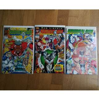 Youngblood Comic #1 #2 #3
