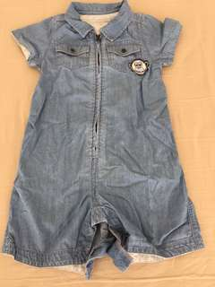 Baby Romper-Little Marc Jacobs