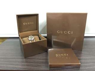 Authentic Gucci Dress Watch
