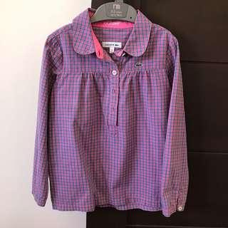 Preloved Authentic/Original Lacoste Shirt