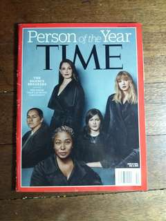 Taylor Swift + The Silence Breakers | Time Magazine Person of the Year