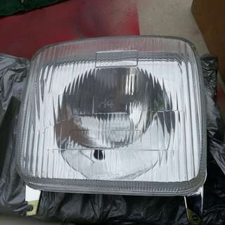 Ford Excort Mk2 front headlight