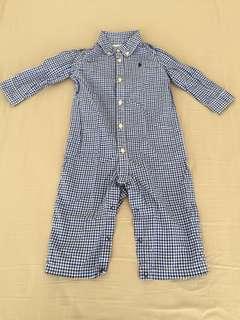 Baby Overall- Ralph Lauren