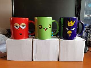 🚚 Maplestory Mugs