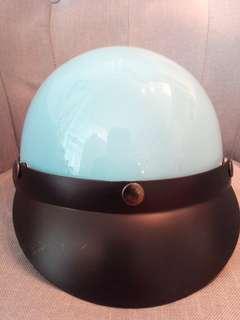 Sky blue Helmet