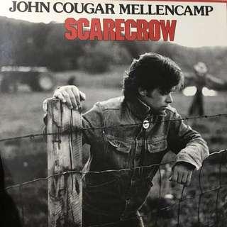 John cougar vinyl record