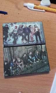 (Instocks) BTS LOMO CARD BOX