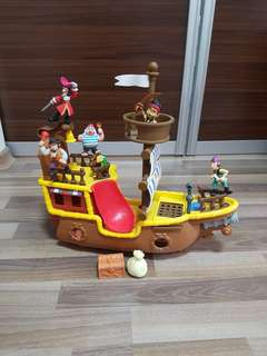 Jake and the Never Land Pirates Pirate Adventure Bucky